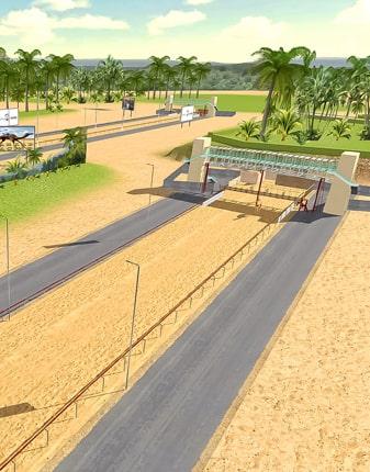 Al Marmoom Track